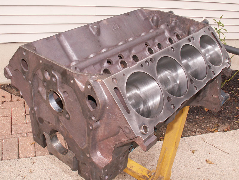 Thecopperguy's 427 Ford Engine Block